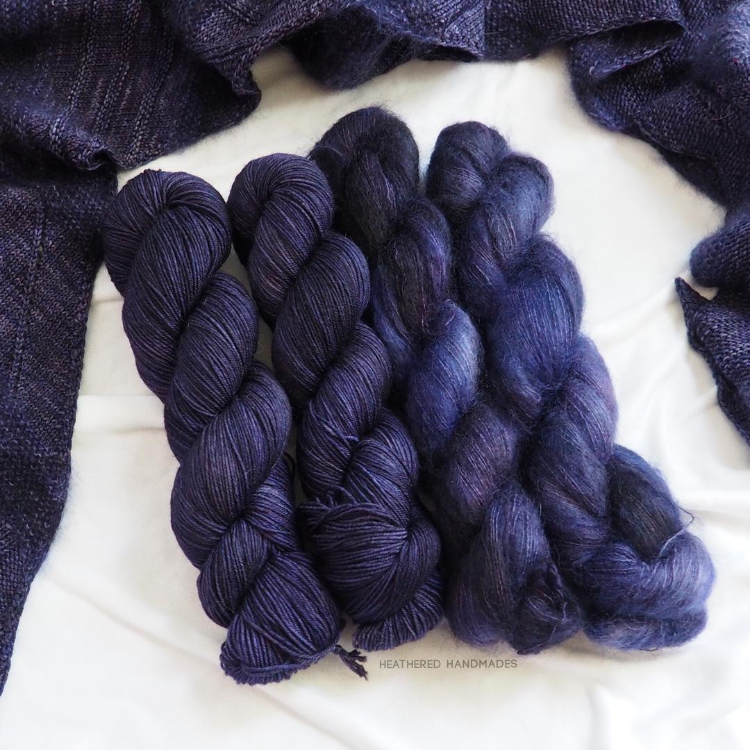 Heartsong—YARN—Heathered-Handmades