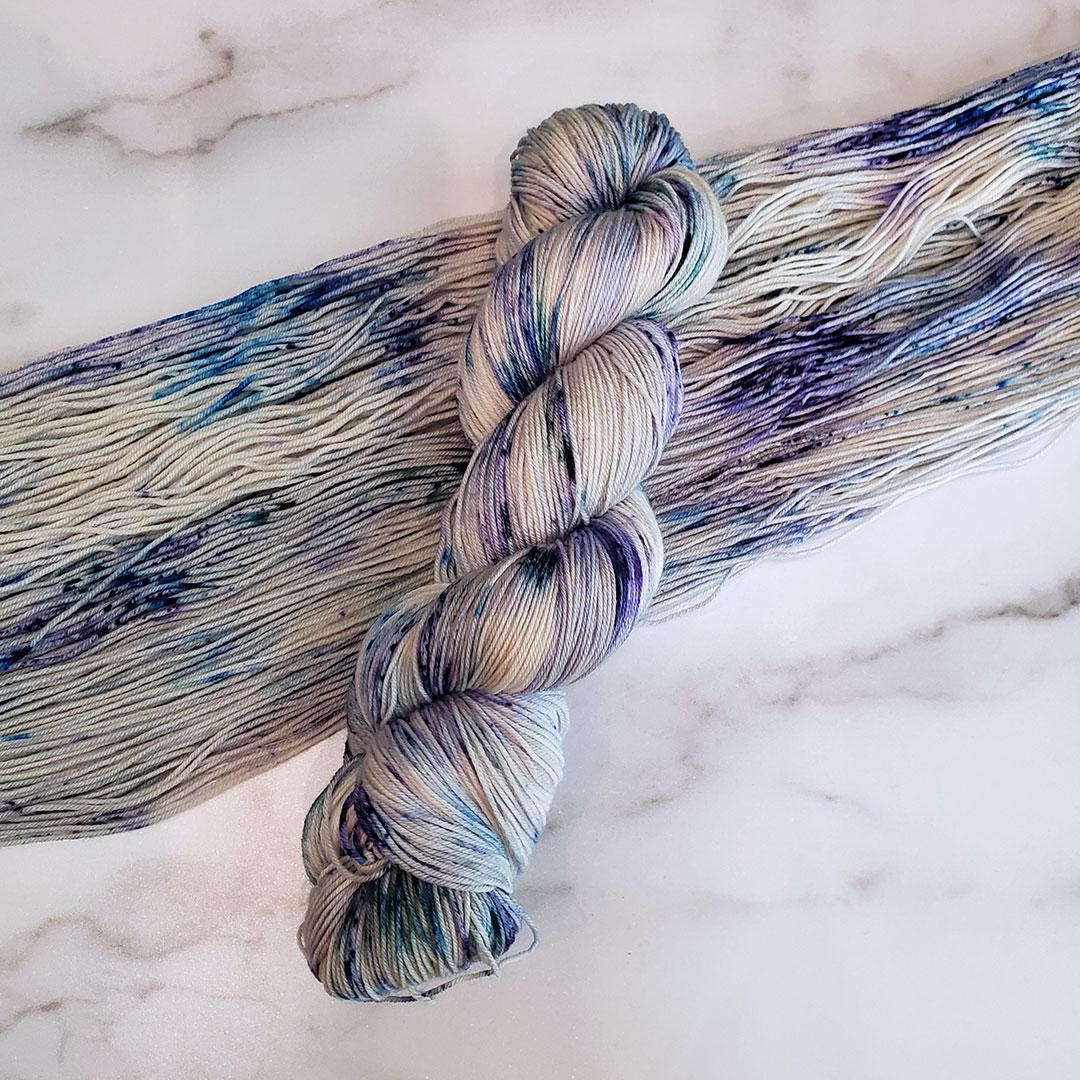 Opal—YARN—Heathered-Handmades