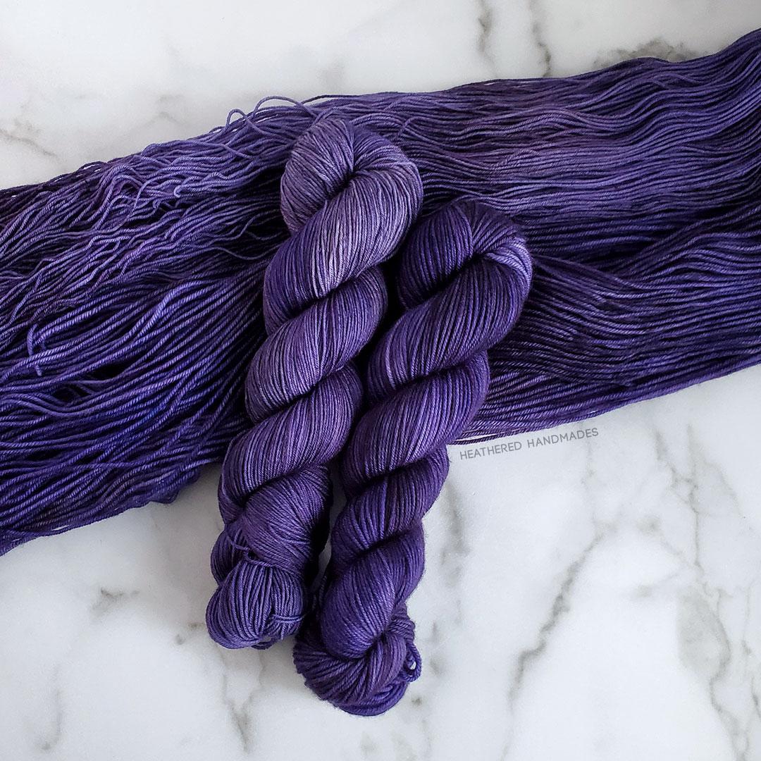 Spellbound—YARN—Heathered-Handmades