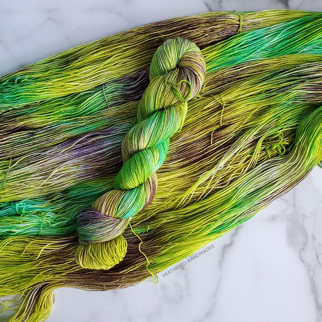 Untamed—YARN—Heathered-Handmades