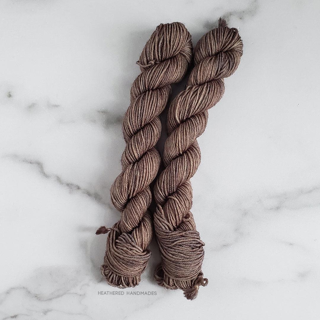 Trash-4—YARN—Heathered-Handmades