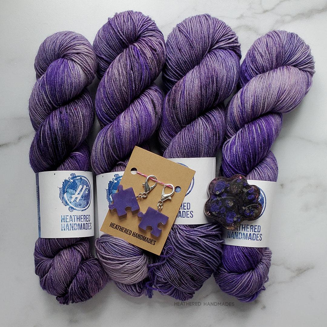 Birthday-Bundle-Berry-Smash—YARN—Heathered-Handmades
